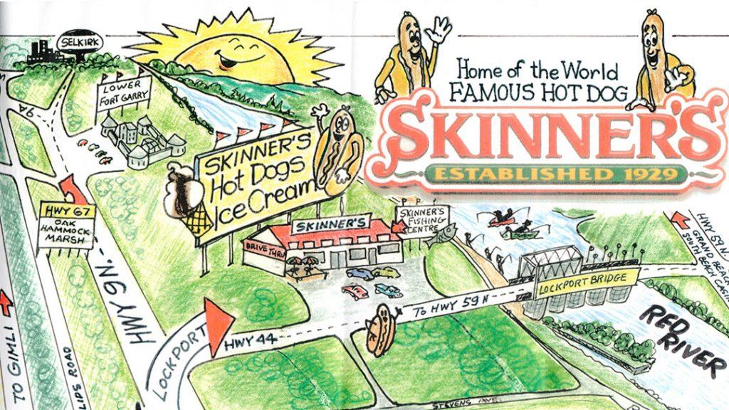 Skinner's map